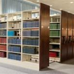 فایل کتابخانه ریلی – قفسه بندی