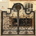 آهنگری شریفی ( ساخت درب ، پنجره، نرده، حفاظ و …)