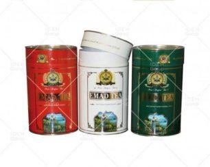قوطی مقوایی (قوطی کاغذی) چای و دمنوش – شرکت ایده سازان مبتکر