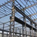 ساخت سازه و تجهیزات فلزی- سوله و اسکلت فلزی در اصفهان