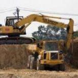 پیمانکاری تخریب گود برداری و خاک برداری
