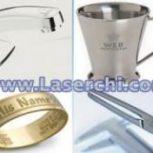 خدمات چاپ لیزری فلزات