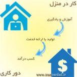 آموزش کسب و کار در منزل