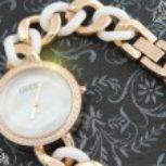 خرید ساعت مچی زنانه سرامیکی زنجیری