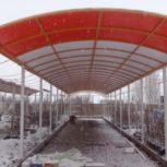 پلی کربنات و نورگیر های پیش ساخته