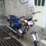 موتور سیکلت هندا ۱۲۵