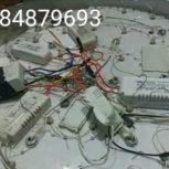 نصب و تعمیر لوستر LED با تهیه و تعویض قطعات لوستر و چراغ