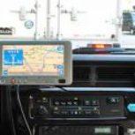 سیستم تاکسی بیسیم مدرن و جی پی اس