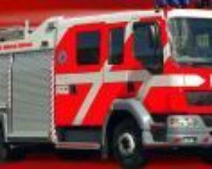 تجهیز خودرو آتش نشانی
