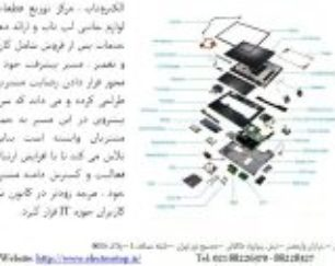 مرکز تخصصی فروش قطعات و تعمیرات لپ تاپ