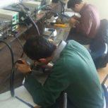 آموزش تضمینی تعمیرات موبایل و تبلت در تبریز