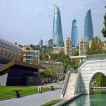 تور ارزان آذربایجان باکو ویژه تابستان