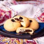 فروش شیرینیجان سنتی مغزدار اعلا ( سوغات شمال )