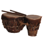 اجرای موسیقی زنده محلی مازندرانی همراه با صدابرداری