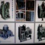 تجهیزات کمپرسورهای فشار قوی و شیرالات صنعتی