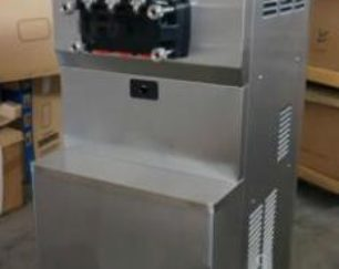 دستگاه بستنی قیفی (با کیفیت، پرقدرت، کم مصرف)