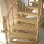 نرده و پله چوبی