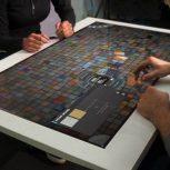 میز دیجیتال لمسی برای اداره ها و سازمان ها
