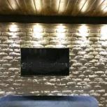 دیوارپوش کامپوزیت طرح آجر و آنتیک