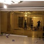 آینه کاری مدرن دیوار و سقف (کارخانه)