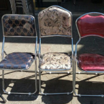 اجاره میز و صندلی های نو، و (ملزومات مراسم)