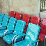 صندلی انتظار و ثابت بدون واسطه